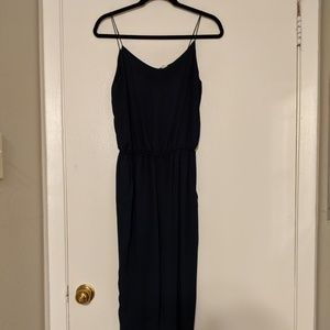 Dark Navy Jumpsuit